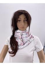 Kleidung Loop - Schal / Ankerblumen