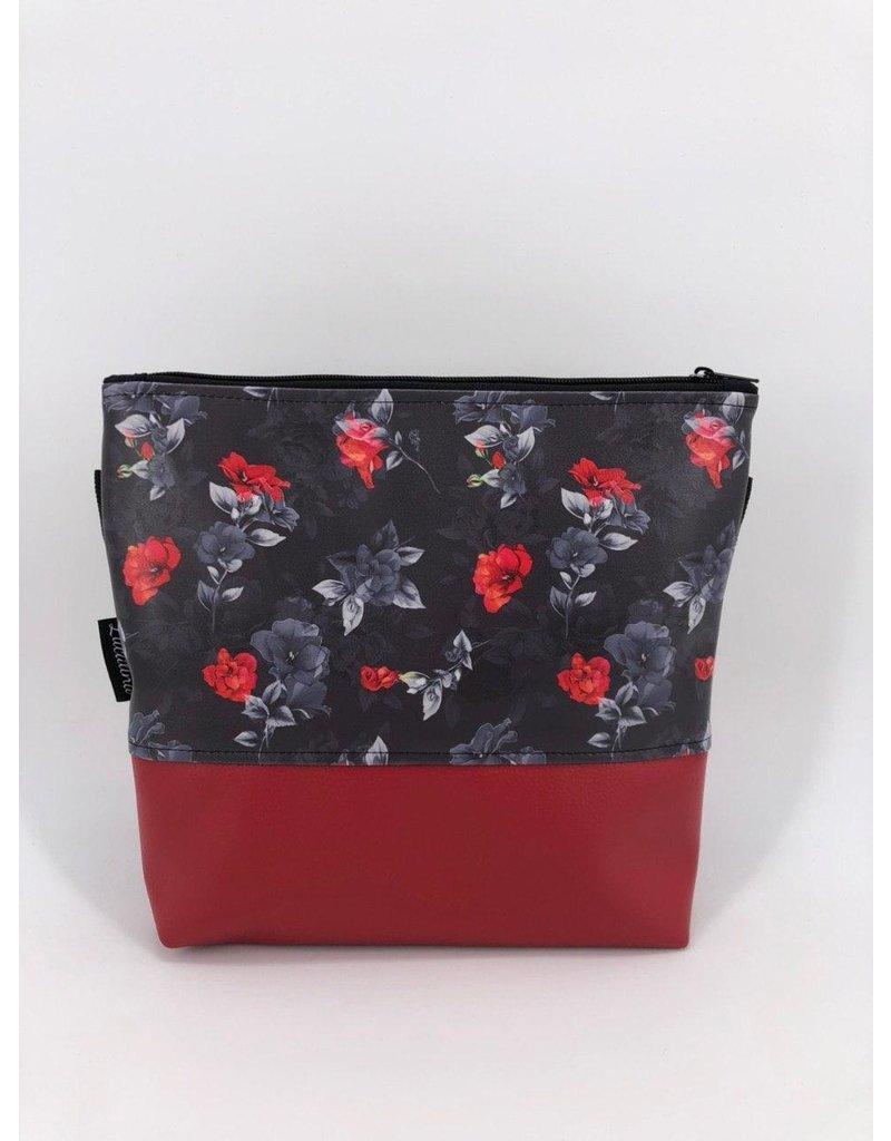 Milow Rote Blumen (Druck)