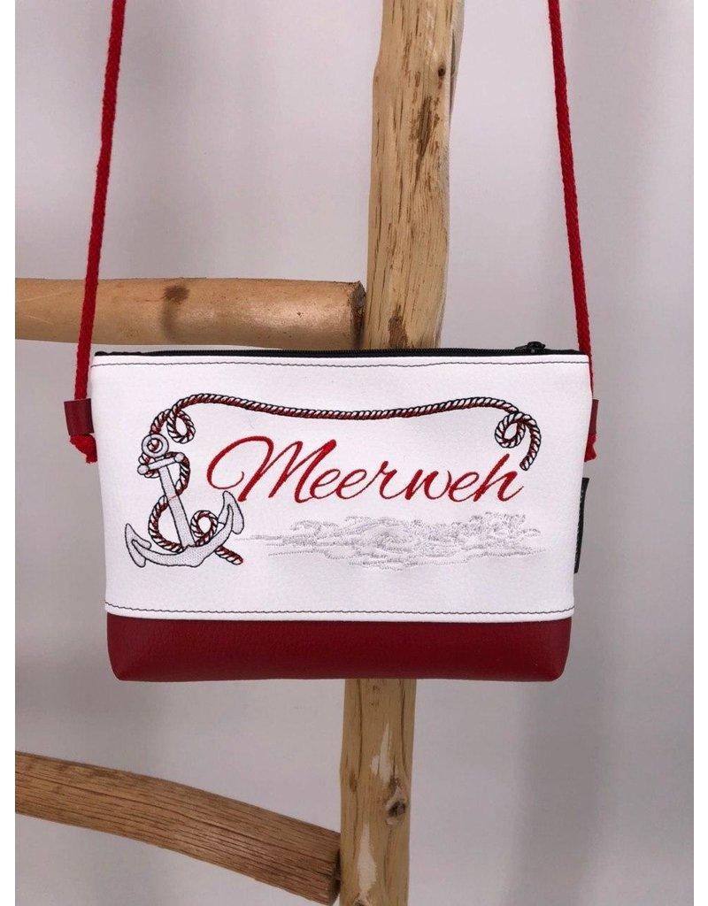 Foldover Set - Meerweh inkl. Clutch