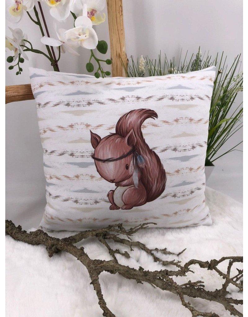 Emmalina Kissen Eichhörnchen