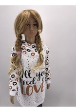 Emmalina Pullover All you need is love
