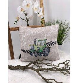 Emmalina Kissen Traktor