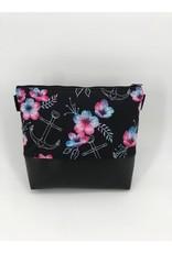Milow Blumen mit Anker (Softshell)