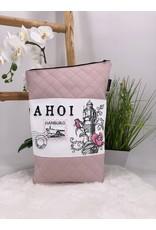 Foldover AHOI - Anker mit Rose