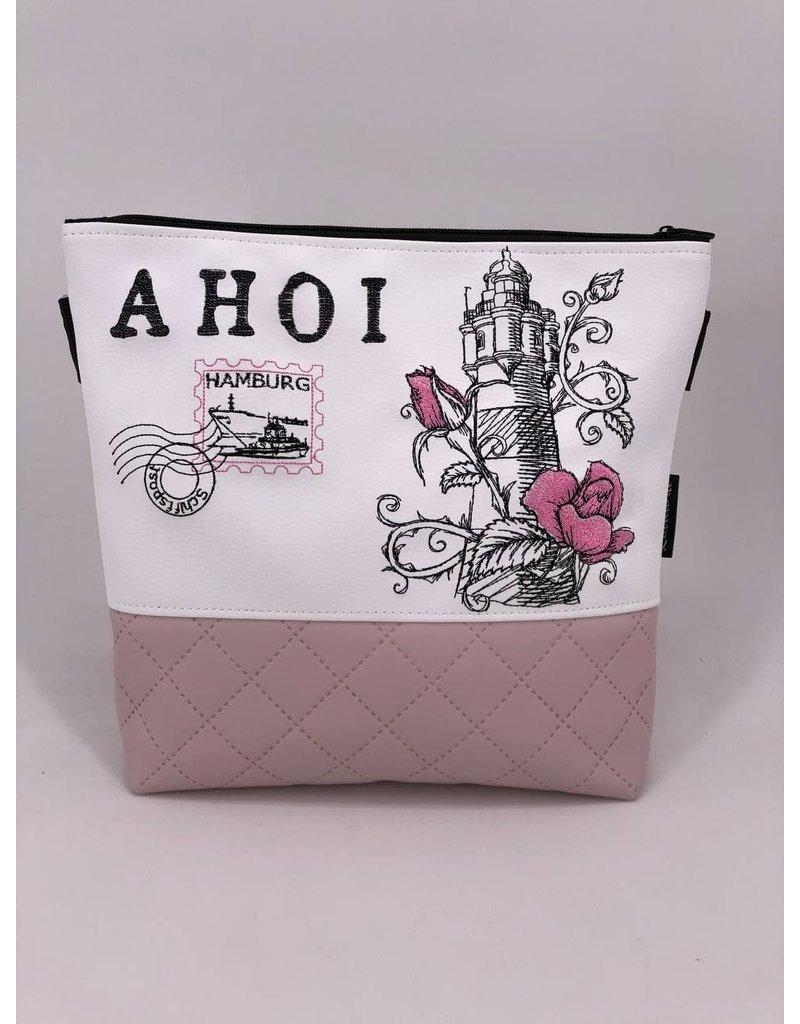 Milow AHOI - Anker mit Rose