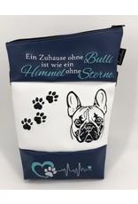 Foldover Zuhause ohne Bulli - Bulldogge