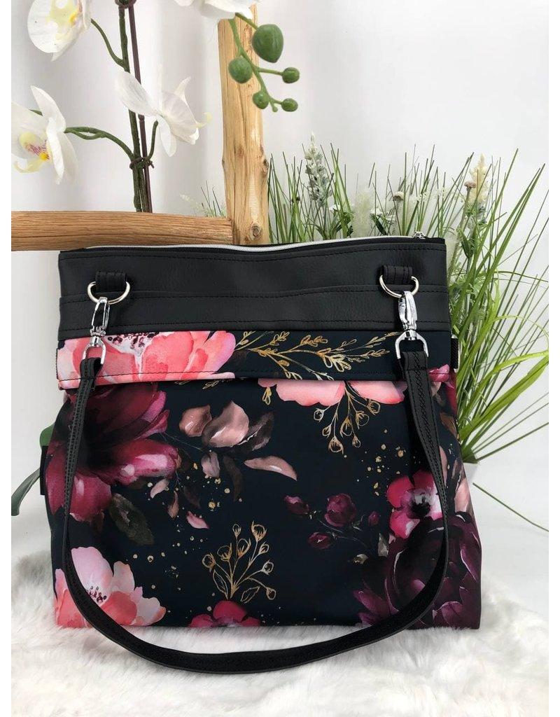 Frühlingsliebe Rosa Blumen (Softshell)