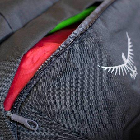 Osprey Farpoint 70L heren travelpack - Volcanic Grey