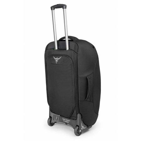Osprey Sojourn 80l convertible travelpack trolley- zwart