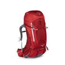 Ariel AG 55l backpack dames - Picante Red