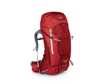 Osprey Ariel AG 65l backpack dames - Picante Red