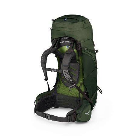 Osprey Osprey Aether AG 60l  backpack heren - Adirondack Green