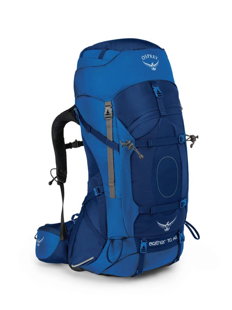 Osprey Aether AG 70l backpack heren - Neptune Blue
