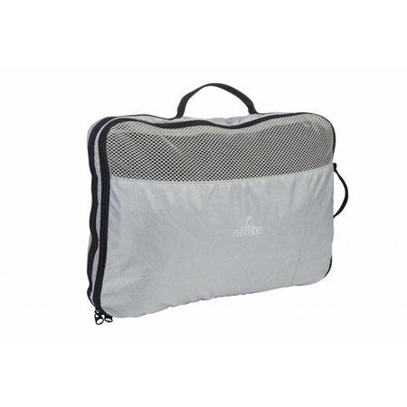 Nomad Packing cube M lichtgewicht organiser - Mist grey