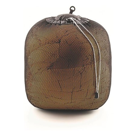 Lowe Alpine Mesh stuff sac - 2.5 tot 15 l - Black