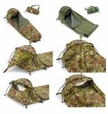 Defcon 5 Defcon 5 Bivi tent lichtgewicht camouflage - Vegetato Italiano