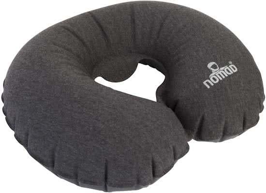Nomad U-rest 10.0 - nekkussen lichtgewicht - Dark Grey