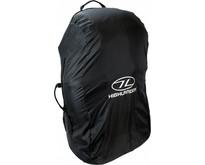 Combicover 50-70l flightbag en regenhoes - zwart