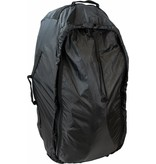 Highlander Combicover 50-70l flightbag en regenhoes - zwart