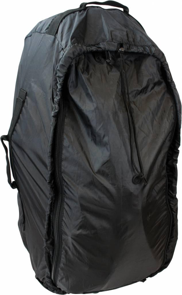 93913a46c5f Highlander combicover 50-70 liter - flightbag voor backpacks - zwart ...