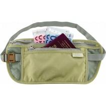 Moneybelt - veilige reisportemonnee - beige