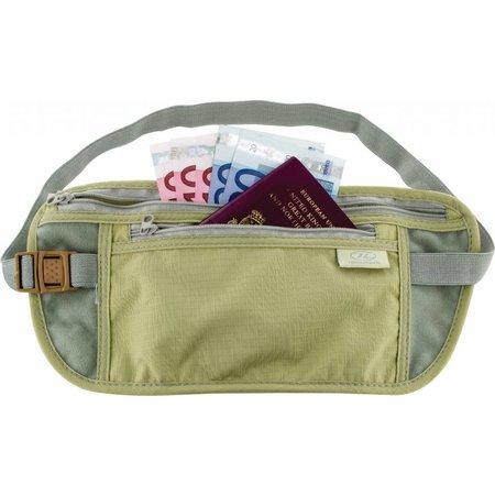 Highlander Moneybelt - veilige reisportemonnee - beige