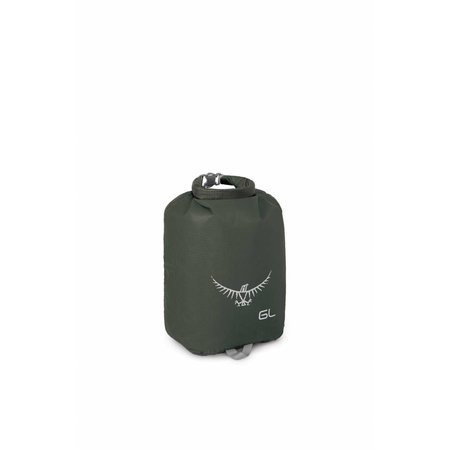 Osprey Ultralight DrySack 6 liter drybag   Shadow Grey - waterdichte zak