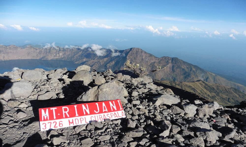 Rinjani trekking in Lombok; inpaklijst en praktische info