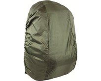 Backpack regenhoes 40-50 liter olive groen