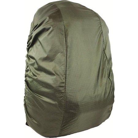 Highlander Backpack regenhoes 40-50 liter olive groen