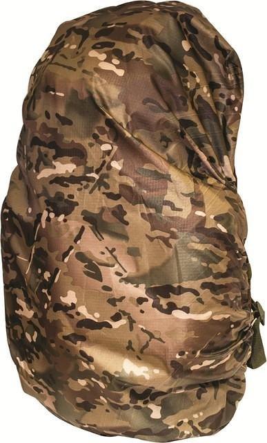 deb78a6af51 Highlander rugzak regenhoes 20-30 liter camouflage