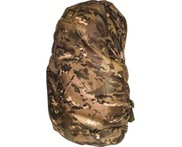 Backpack regenhoes 40-50 liter camouflage