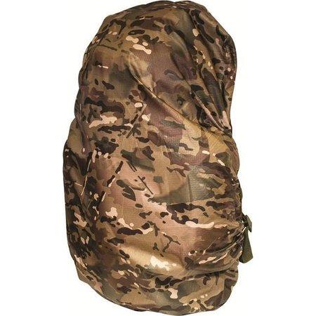 Highlander Backpack regenhoes 40-50 liter camouflage