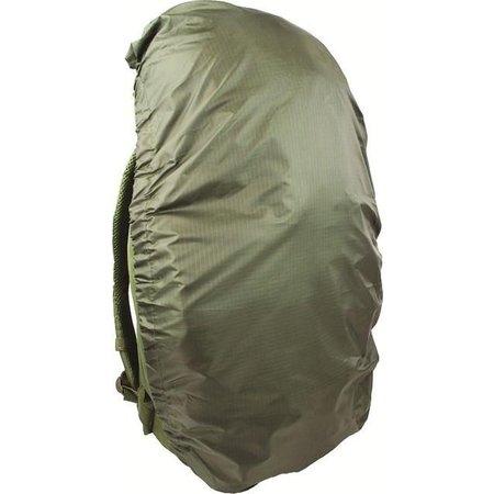 Highlander Backpack regenhoes 50-70 liter groen