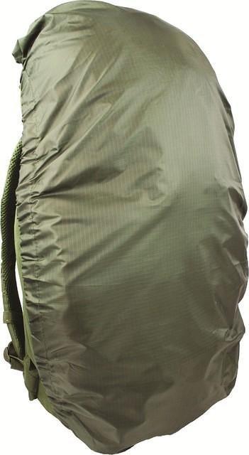 bc93e3c80d7 regenhoes voor backpacks van 60 tot 70 liter groen | Backpackspullen.nl