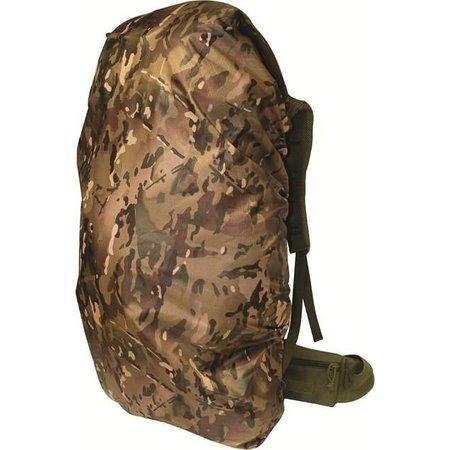 Highlander Backpack regenhoes 60-70 liter camouflage