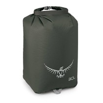 Ultralight DrySack 30 liter drybag Shadow grey - waterdichte zak