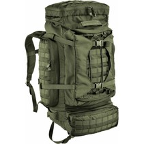 Multirolle - backpack - 67l - olive green