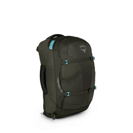 Osprey Fairview 40 WS/M - dames travelpack Misty Grey