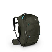 Fairview 40L WS/M  dames travelpack handbage size - Misty Grey