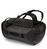 Osprey Transporter - 65 liter - duffle bag - Black