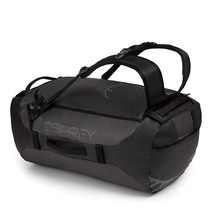 Transporter - 65 liter - duffle bag - Black