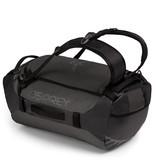 Osprey Transporter - 40 liter - duffle bag - Black