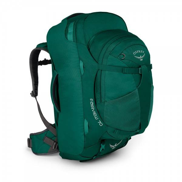 Osprey Fairview - WS/WM - 70l- backpack dames - Rainforest Green