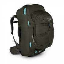 Fairview WS/WM 70L travelpack dames - Misty Grey