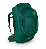 Osprey Fairview  WS/WM  55l  travelpack dames - Rainforest Green