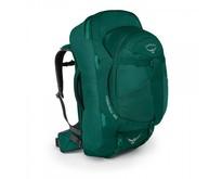 Fairview  WS/WM  55l  travelpack dames - Rainforest Green