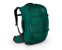 Fairview travelpack 40l dames - Rainforest Green