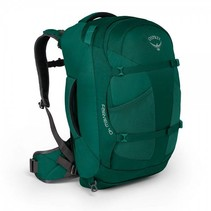 Fairview travelpack 40l dames - Rainforest Green