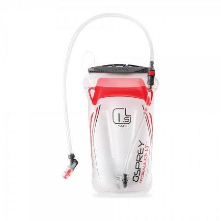 Osprey Hydraulics LT 1.5L Reservoir - drinksysteem - Rood